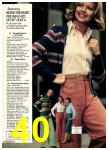 1976 Sears Fall Winter Catalog, Page 40