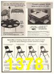 1971 Sears Fall Winter Catalog, Page 1378