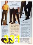 1967 Sears Fall Winter Catalog, Page 331