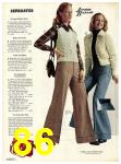 1973 Sears Fall Winter Catalog, Page 86
