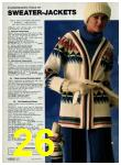 1977 Sears Fall Winter Catalog, Page 26