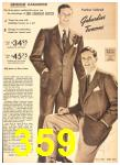 1949 Sears Spring Summer Catalog, Page 359