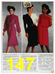 1985 Sears Fall Winter Catalog, Page 147
