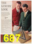 1960 Sears Fall Winter Catalog, Page 687