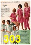 1963 Sears Fall Winter Catalog, Page 303
