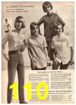1966 Montgomery Ward Fall Winter Catalog, Page 110