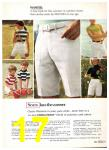 1969 Sears Spring Summer Catalog, Page 17