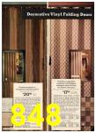 1974 Sears Spring Summer Catalog, Page 848