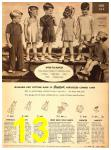 1949 Sears Spring Summer Catalog, Page 13