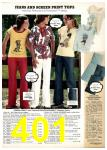 1977 Sears Spring Summer Catalog, Page 401