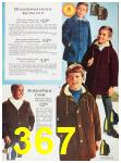 1967 Sears Fall Winter Catalog, Page 367