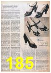 1957 Sears Spring Summer Catalog, Page 185