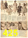 1956 Sears Fall Winter Catalog, Page 425