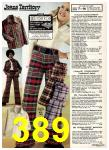 1976 Sears Fall Winter Catalog, Page 389