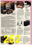 1977 Sears Spring Summer Catalog, Page 252