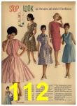 1962 Sears Spring Summer Catalog, Page 112