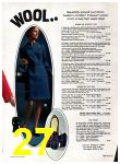 1969 Sears Fall Winter Catalog, Page 27