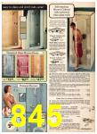1975 Sears Spring Summer Catalog, Page 845