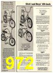 1974 Sears Spring Summer Catalog, Page 972