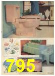 1960 Sears Spring Summer Catalog, Page 795