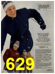 1972 Sears Fall Winter Catalog, Page 629
