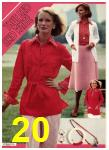 1977 Sears Spring Summer Catalog, Page 20