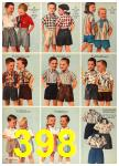 1958 Sears Spring Summer Catalog, Page 398