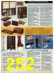 1977 Sears Fall Winter Catalog, Page 252
