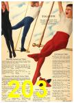1960 Sears Fall Winter Catalog, Page 203