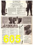 1969 Sears Fall Winter Catalog, Page 605