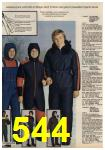 1979 Sears Fall Winter Catalog, Page 544