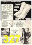 1974 Sears Spring Summer Catalog, Page 327