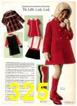 1969 Sears Fall Winter Catalog, Page 325