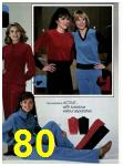 1983 Sears Fall Winter Catalog, Page 80