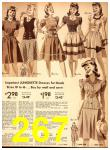 1942 Sears Spring Summer Catalog, Page 267