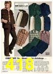 1975 Sears Fall Winter Catalog, Page 418