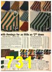 1942 Sears Spring Summer Catalog, Page 731