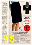 1966 Montgomery Ward Fall Winter Catalog, Page 75