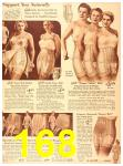 1940 Sears Fall Winter Catalog, Page 168