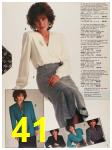 1987 Sears Fall Winter Catalog, Page 41