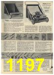 1960 Sears Spring Summer Catalog, Page 1197