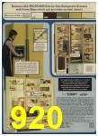 1979 Sears Spring Summer Catalog, Page 920