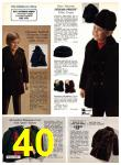 1971 Sears Fall Winter Catalog, Page 40