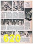 1957 Sears Spring Summer Catalog, Page 620