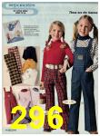1974 Sears Fall Winter Catalog, Page 296