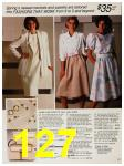 1987 Sears Spring Summer Catalog, Page 127