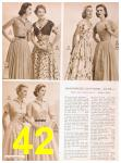 1957 Sears Spring Summer Catalog, Page 42