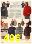 1958 Sears Fall Winter Catalog, Page 496