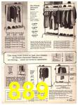 1969 Sears Fall Winter Catalog, Page 889
