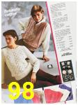 1985 Sears Fall Winter Catalog, Page 98